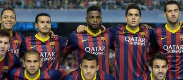 Barcelona a pierdut cu Malaga scor 0-1