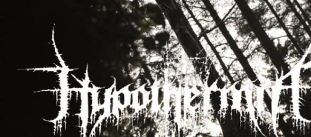 Capa do novo álbum dos Hypothermia
