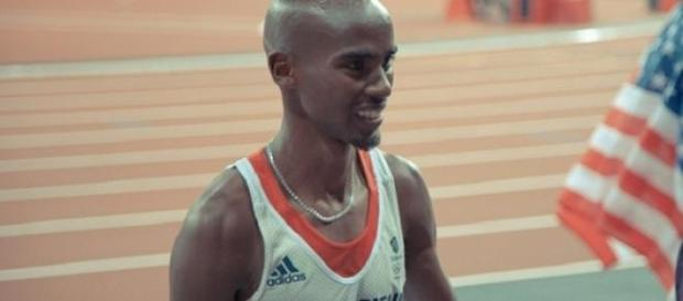 Farah used Vernon row to push him to world record