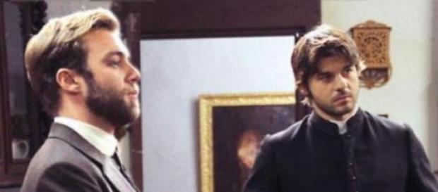 Fernando impedisce la fuga di Gonzalo e Maria