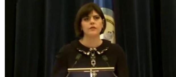Laura Codruta Kovesi , procuror sef al DNA-ului