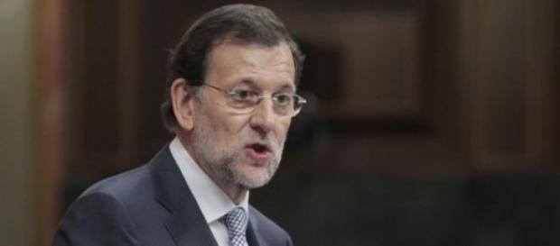 Rajoy en su intervención en el Debate de la Nación