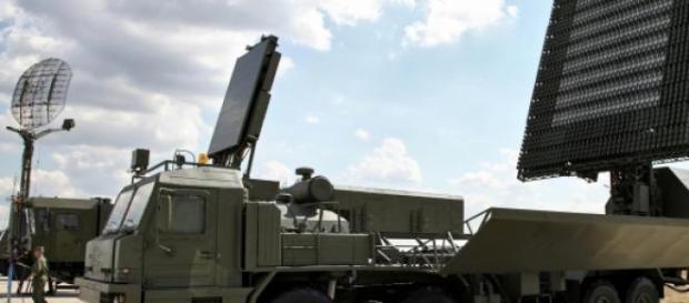 Sistem radar de ultima generatie Nebo-M