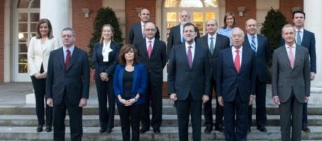 El primer gobierno de Mariano Rajoy