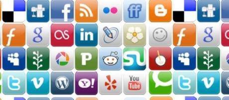 Las redes sociales mas usadas