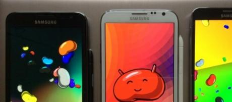 Samsung is the leader among Android vendors.