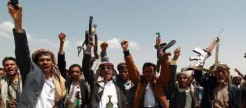 Ansar Allah la milice des Houthis au Yémen