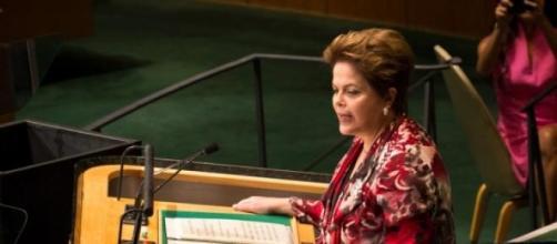 Dilma comentou sobre os ajustes na economia