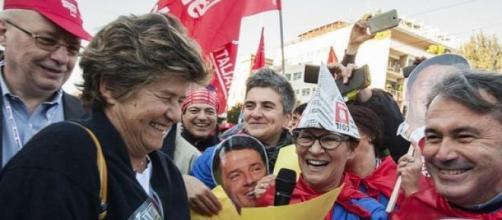 Jobs act, la Cgil critica il Governo Renzi