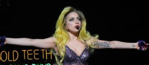 Lady Gaga para American Horror History.