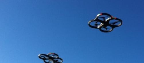 Operadores dos drones ainda não foram encontrados.