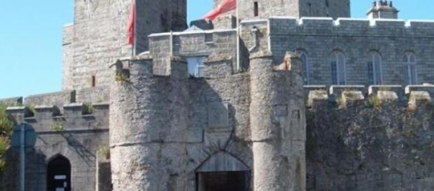 Castello, meta turistica dell'isola.