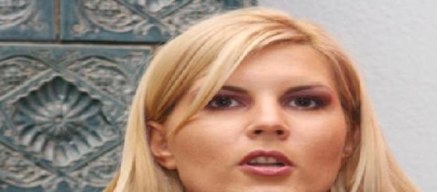 Elena Udrea din nou arestata.