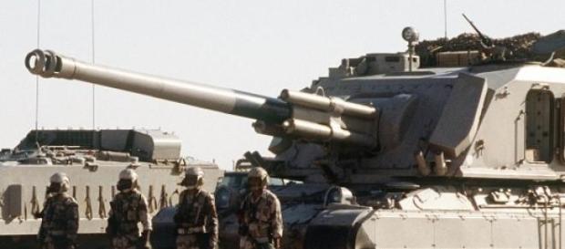 Emiratele Arabe Unite, armata