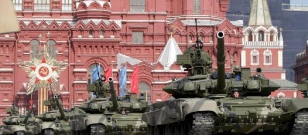 Federatia Rusa se inarmeaza