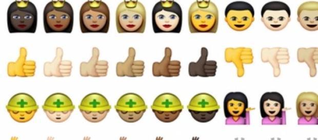 La diversidad racial llega a WhatsApp