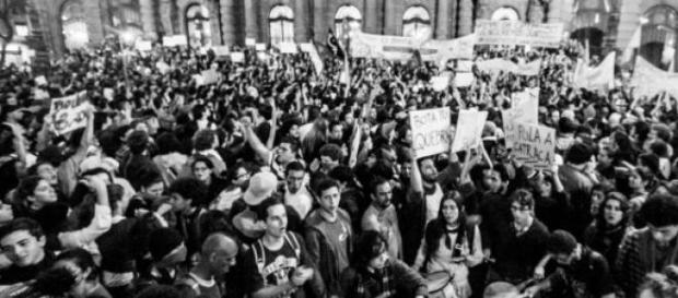 Manifestações no Brasil contra aumento na passagem