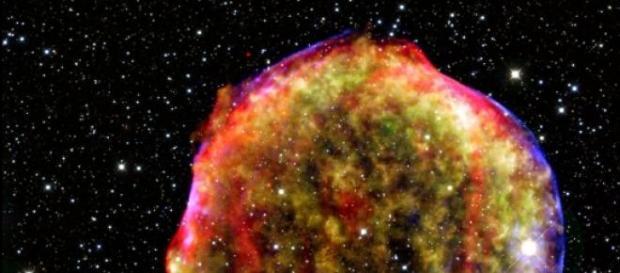 Materiales estelares pueden ser semillas de vida