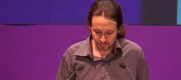 Pablo Iglesias responde al discurso de Rajoy