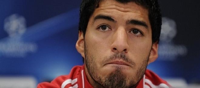 Luis Suarez picture