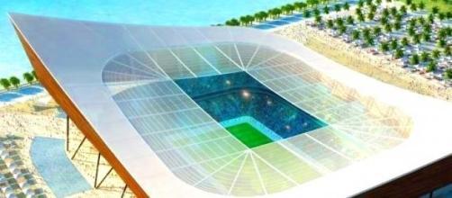 Futuro Al-Shamal Stadium no Qatar
