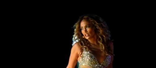 Jennifer Lopez salió con Ben Affleck.