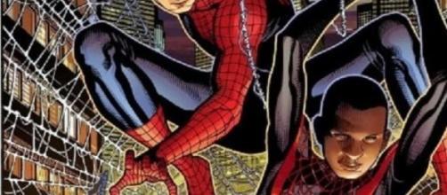 Miles Morales, el nuevo Spider-Man.