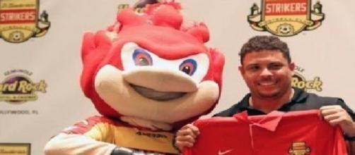Ronaldo Nazario volverá a jugar al futbol