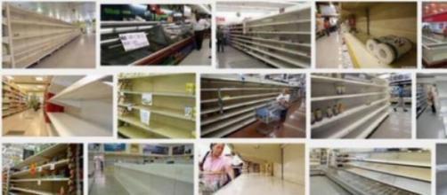 Venezuela enfrenta escassez de bens essenciais