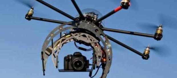 A cosa servivano i droni su Parigi?