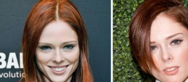 Coco Rochá antes y después de su corte