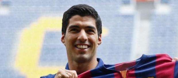 Luis Suarez a fost decisiv