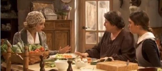 Soledad sa che Pia e Roque sono vivi