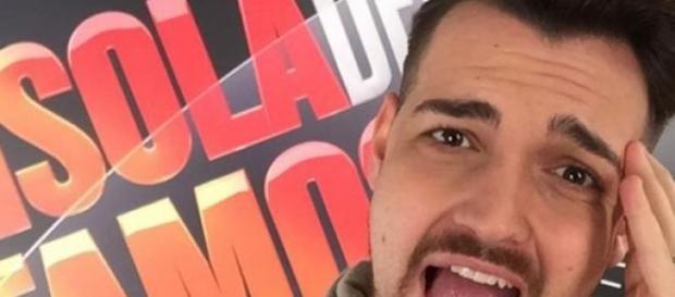 Valerio Scanu al centro del gossip