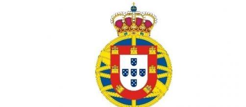 Bandeira de Portugal ao tempo do príncipe D. João