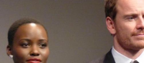Lupita Nyong'o en uno de sus eventos