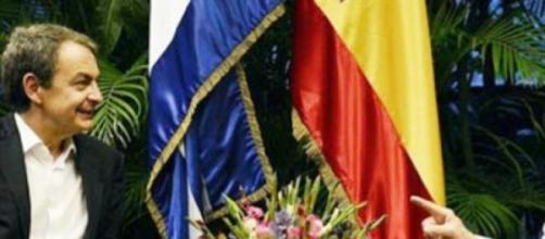 Zapatero la pifia en Cuba. ¿O no será para tanto?