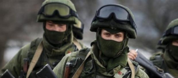 Forças Armadas da Rússia