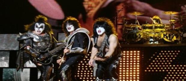 Kiss, demostrando todo su potencial en vivo