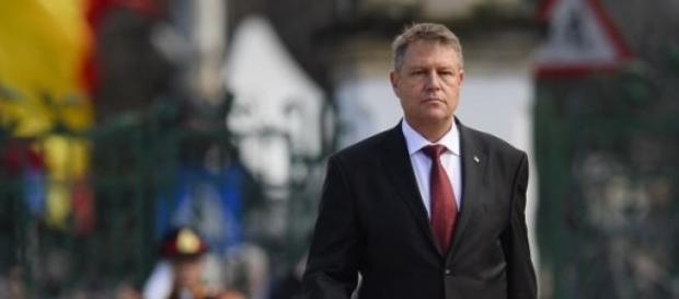 Klaus Iohannis presedintele Romaniei
