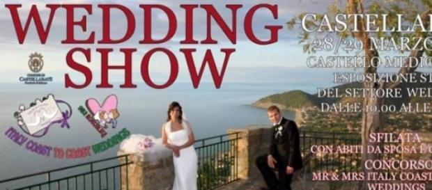 Locandina della prossima edizione del Wedding Show