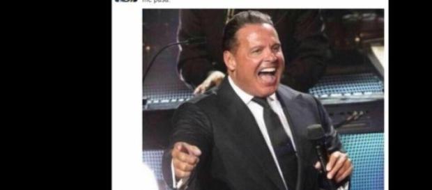 Luis Miguel padece sobrepeso