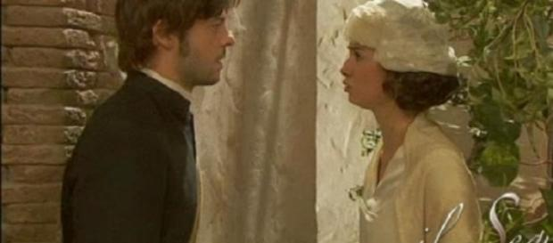 Maria e Gonzalo ancora divisi da Fernando.