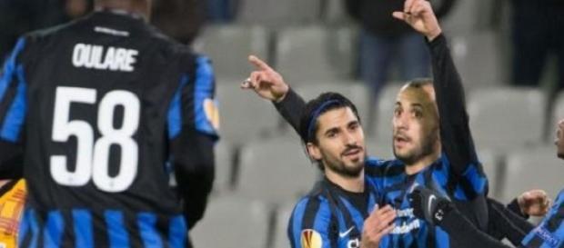 Vazquez et Refaelov, les joueurs clés de Bruges !