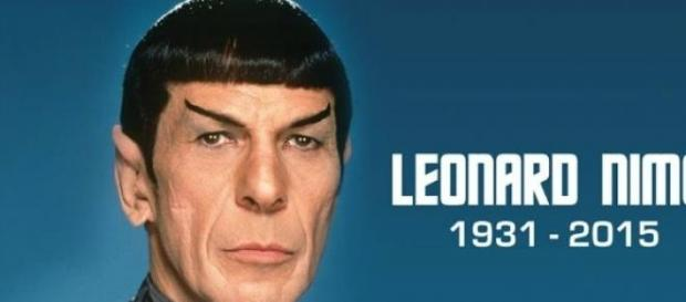 Zmarł Leonard Nimoy - Spock z serialu Star Trek.