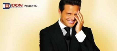 """Portada del nuevo trabajo de Luis Miguel """"Dèjá vu"""""""