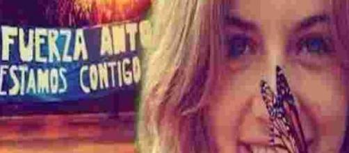 Antonia Cabrera se recupera de un derrame cerebral