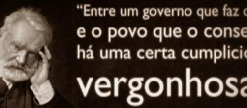 Corrupção portuguesa é um plano politico