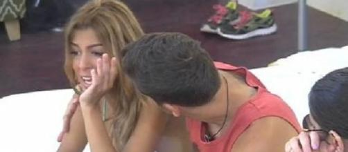 Oriana y Tony Spina vuelven a ser pareja oficial