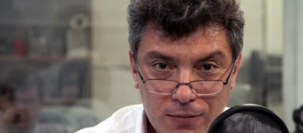 Boris Nemtsov, leader de l'opposition russe